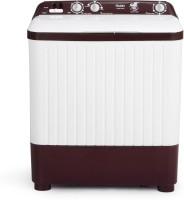 Haier 6.2 kg Semi Automatic Top Load Washing Machine White(HTW62-187BO)