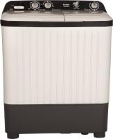 Haier 6.2 kg Semi Automatic Top Load Washing Machine White(HTW62-187GYO)