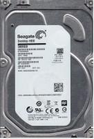 Seagate ST5000DM000 5 TB Desktop Internal Hard Disk Drive (P/N: 1FK178-568 F/W: CC47 WU W4J)