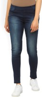 Flying Machine Slim Women's Dark Blue Jeans