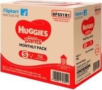Huggies Wonder Pants Diaper - S(152 Pieces)