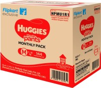 Huggies Wonder Pants Diaper - M(144 Pieces)