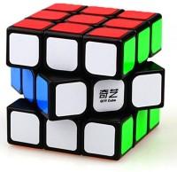 D ETERNAL Rubix cube 3x3x3 cube high speed stickerless magic Rubik's cube 3x3 puzzle rubic cube brainteaser toy(1 Pieces)