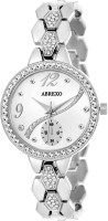 Abrexo Abx08043-WH WHITE Exclusive Designer Notable Series Watch  - For Women