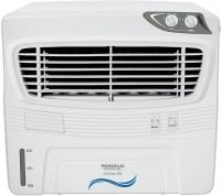 View Maharaja Whiteline ARROW DLX Window Air Cooler(White, 50 Litres)  Price Online