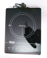 Surya SS-1001 Induction Cooktop(Black, Touch Panel)