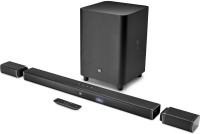JBL 5.1 2.2 Bluetooth Soundbar(Black, 5.1 Channel)