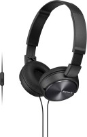 SONY 310AP Wired Headset(Black, On the Ear)