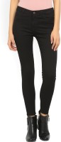 Flying Machine Slim Women's Black Jeans