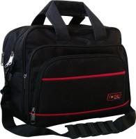 Costfide 15.6 inch laptop messenger Waterproof Multipurpose Bag(Black, 20 L)