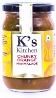 K's Kitchen K's Chunky Orange Marmalade 330g 330 g