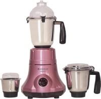 Wonderchef Premium Watt 750 Mixer Grinder(Pink, 3 Jars)