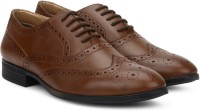 Bata SPARROW Brogue For Men(Tan)