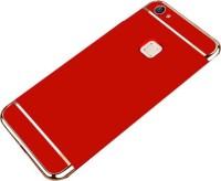 Gulwan Back Cover for VIVO V7 Plus(Red, Plastic)