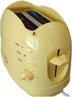 dcs 2 slice pop up toaster 0512 750 W Pop Up Toaster(yellow)