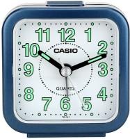 Casio Analog Blue, White Clock