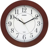 Casio Analog Wall Clock(Multicolor, With Glass)