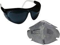 Arex 1 mask_respirator and 1 goggle Combo