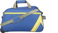 Aristocrat 21 inch/53 cm DAWN DUFFLE TROLLEY 52 BLU Duffel Strolley Bag(Blue)