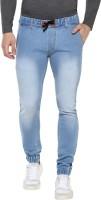 Urbano Fashion Slim Men's Light Blue Jeans