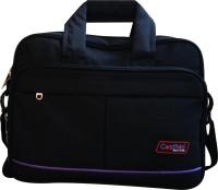 Costfide 15.6 inch laptop messenger bag Waterproof Multipurpose Bag(Black, 20 L)