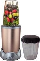 Wonderchef Nutri-blend Pro Copper 700 Juicer Mixer Grinder(Copper, 2 Jars)