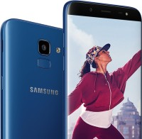 Samsung Galaxy J6 (Blue, 32 GB)