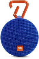 JBL CLIP 2 BLUE 3 W Portable Bluetooth Speaker(Blue, Stereo Channel)