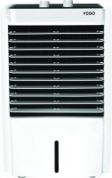 Vego AtomPlus Personal Air Cooler(white, 6 Litres)