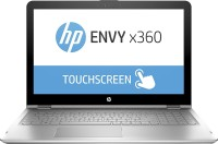 HP Envy x360 Core i7 8th Gen - (8 GB/256 GB SSD/Windows 10 Home) 15-AQ273CL 2 in 1 Laptop(15.6 inch, Silver, With MS Office)