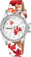 Mikado Artistic Design Strap Analog watch for Women And Girls Watch - For Girls