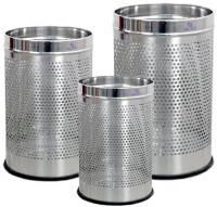 Meded Stainless Steel Dustbin