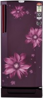 Godrej 190 L Direct Cool Single Door 5 Star Refrigerator(Pearl Wine, R D EPRO 205 TDI 5.2)