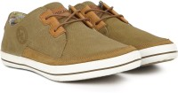 Woodland Sneakers For Men(Brown, Olive)