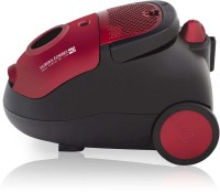 Eureka Forbes trendy nano Dry Vacuum Cleaner(red)