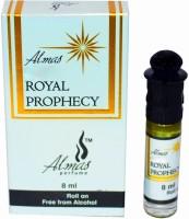 Almas Royal Prophecy Pocket Attar. Floral Attar(Davana)