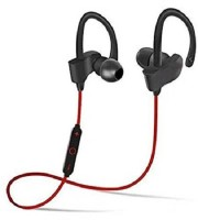 OYD QC 10 compatible wireless bluetooth headphone with stereo sound for all android and ios device sports headset mic sweatproof earbuds best running gym noise cancellation quality compatible headphones earphones cancelling headsets premium design redmi note 4 runner sport 3.5mm jack portable v4.1 s