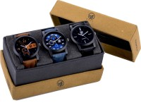 Rizzly Gents Exclusive 3 Designer Combo Watch - For Boys