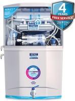KENT supreme 9 L RO + UV + MTDS Water Purifier(White)