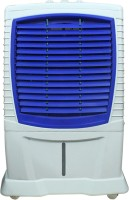View QUBIFT CoolBreeze Desert Air Cooler(Blue, 85 Litres) Price Online(QUBIFT)