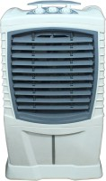 View QUBIFT CoolBreeze Desert Air Cooler(Grey, 85 Litres) Price Online(QUBIFT)