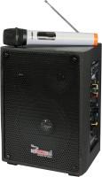 5 CORE 2006-BT Portable Wireless Rechargeable 40 W AV Control Amplifier(Black)
