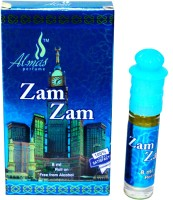 Almas ZAM ZAM Special Floral Attar(White Water Lily)