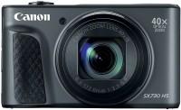 Canon Powershot SX730 HS(20.3 MP, 40x Optical Zoom, 40x Digital Zoom, Black)