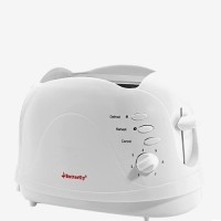Butterfly C1822A00000 750 W Pop Up Toaster(White)