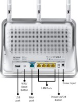 TP-Link Archer C9 AC Dual Band Gigabit Wireless Router