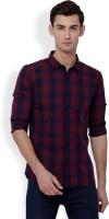 Highlander Men's Checkered Casual Shirt