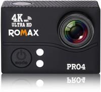 Romax Pro Pro 4 Sports and Action Camera(Black 20 MP)
