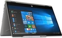 HP Pavilion x360 Core i5 8th Gen - (8 GB/1 TB HDD/128 GB SSD/Windows 10 Home) 14-cd0087TU 2 in 1 Laptop(14 inch, Mineral Silver, 1.68 kg)