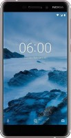 Nokia 6.1 (White, Iron, 32 GB)(4 GB RAM)